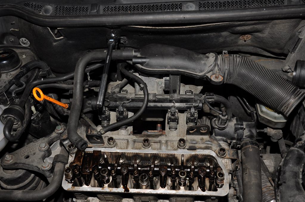 symptoms of head gasket ailutre